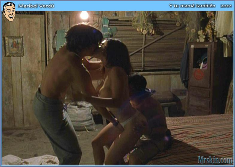 Maribel Verdu desnuda porno 1