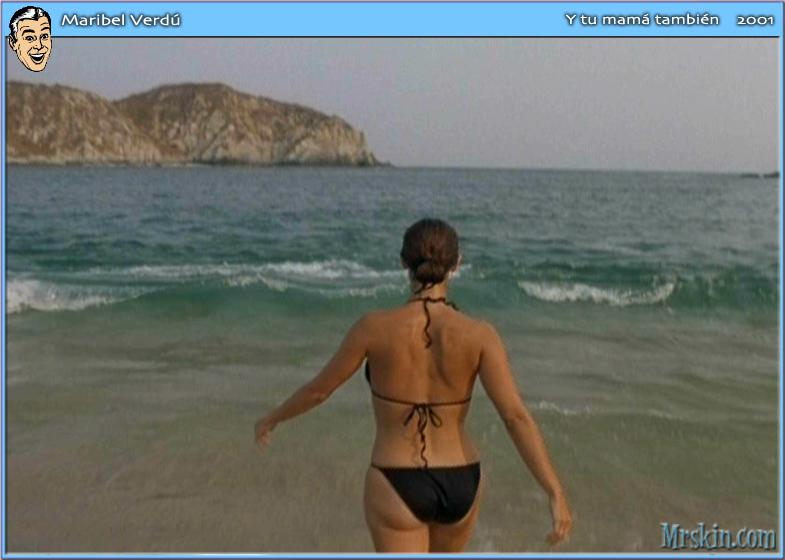 Maribel Verdu fotos filtradas desnuda