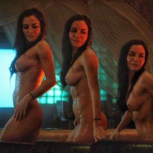 Martha Higareda Totalmente Desnuda