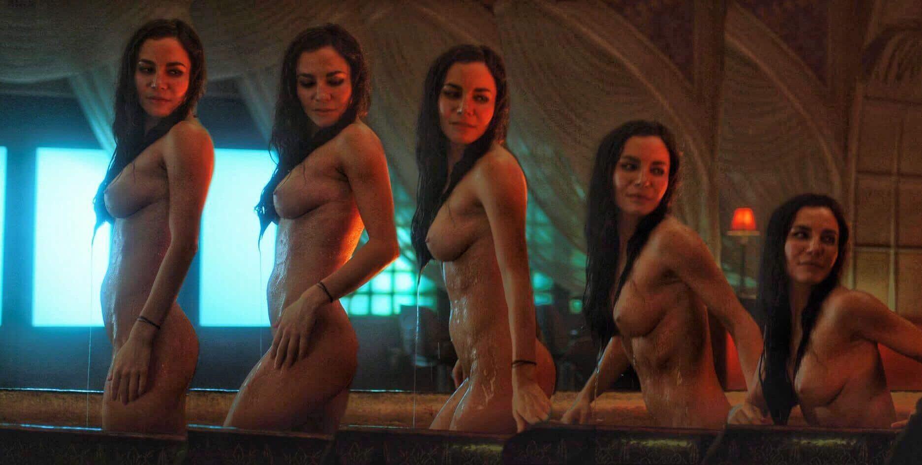 Actriz Porno Marta martha higareda totalmente desnuda