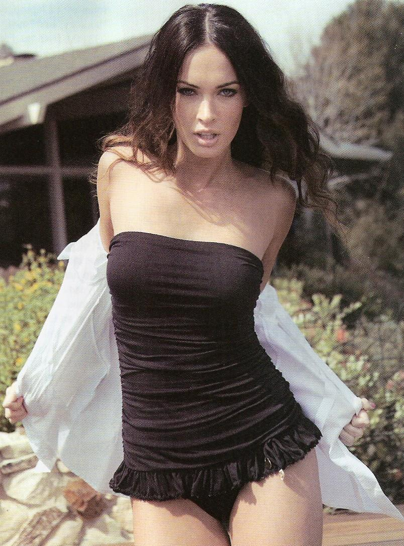 Megan Fox desnuda sin censura