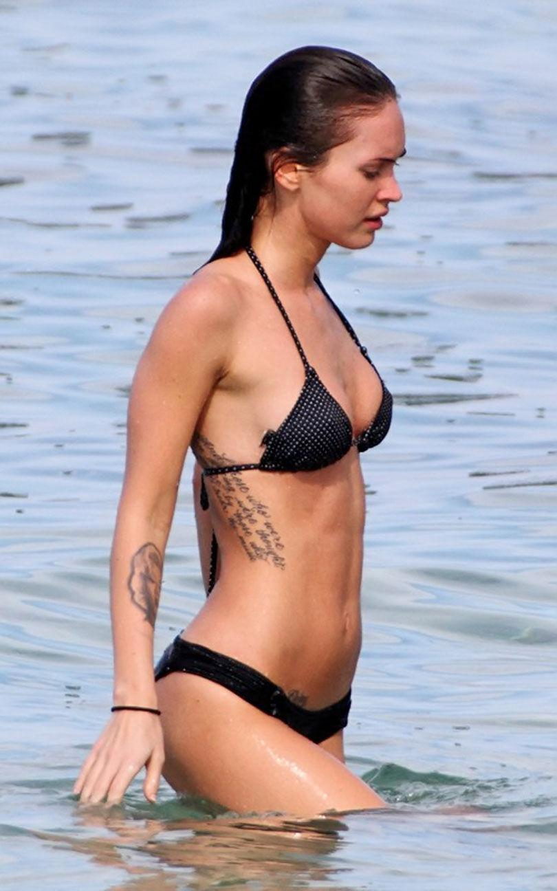 Megan Fox desnudas fotos
