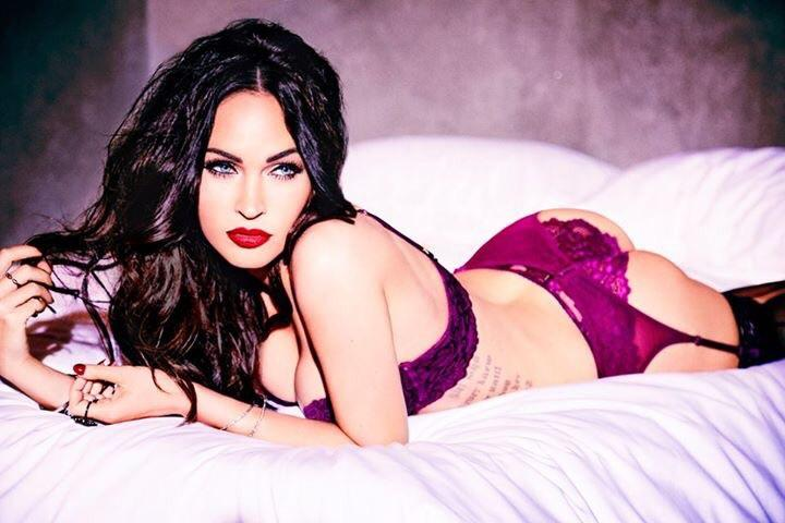 Megan Fox dura
