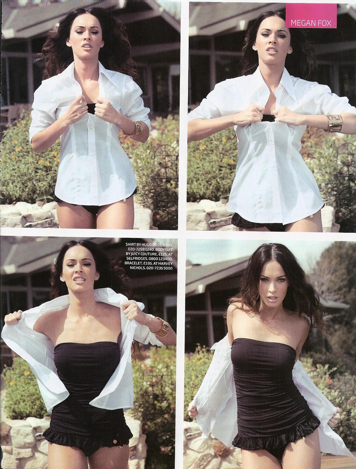 Megan Fox fotografias