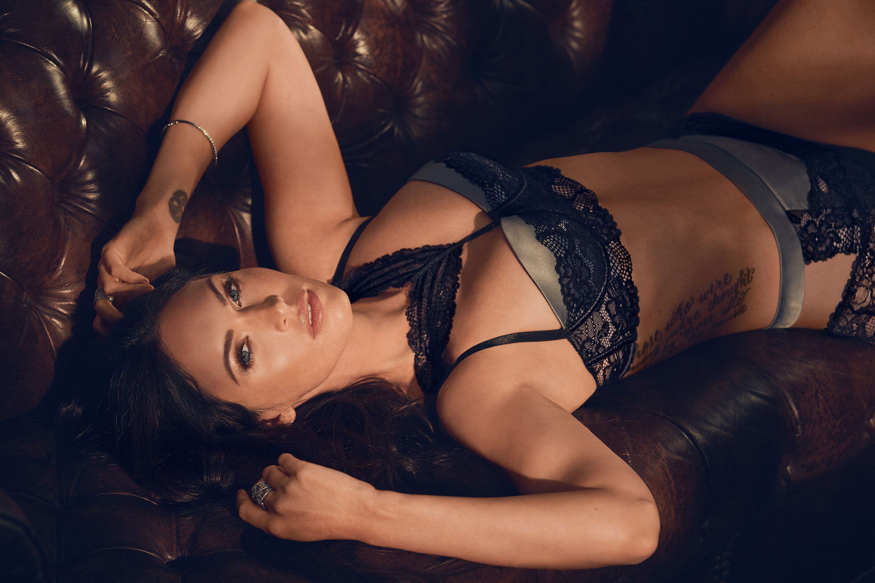 Megan Fox sin ropa interior 1