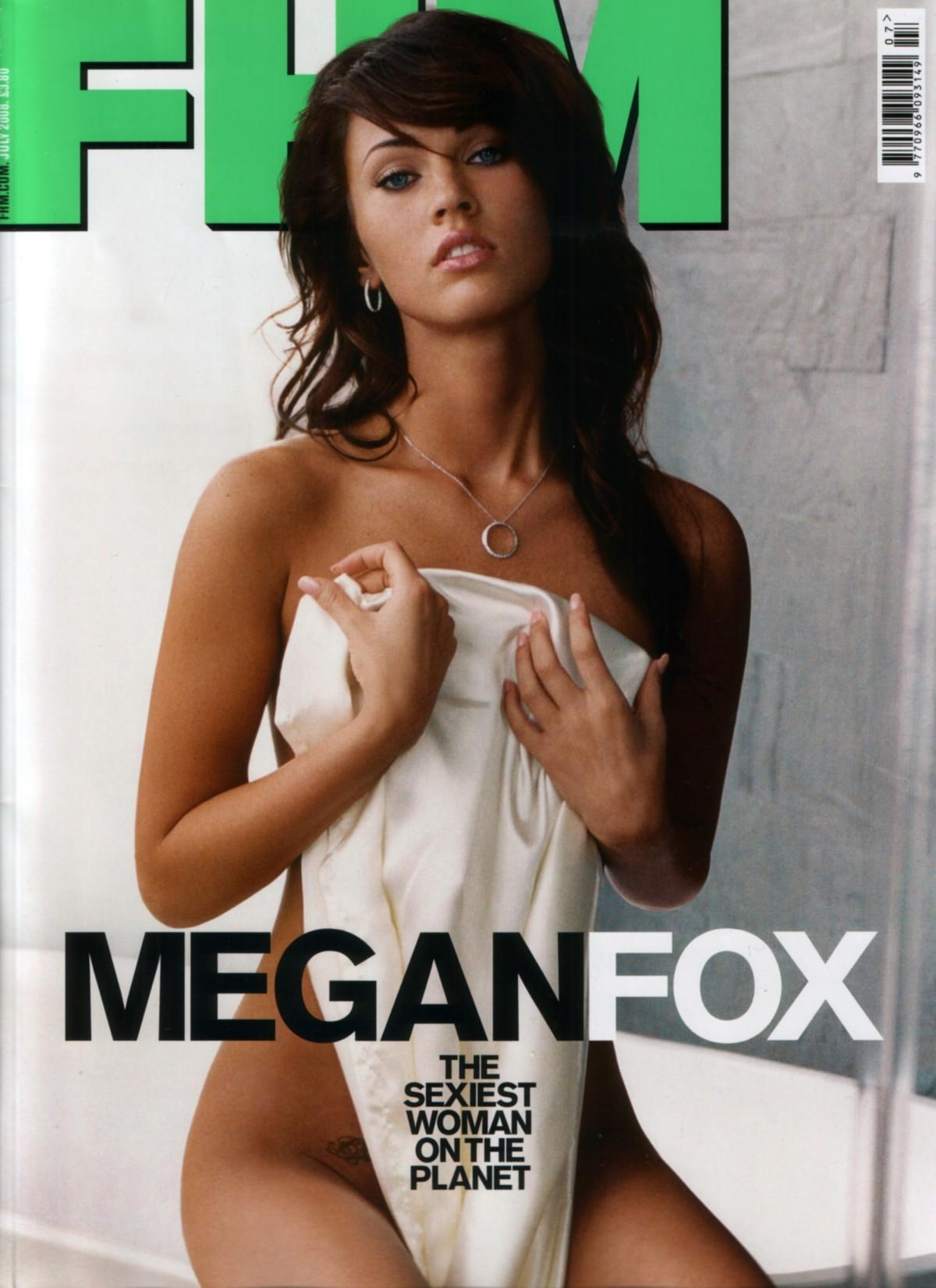 Megan Fox sin ropa interior 2
