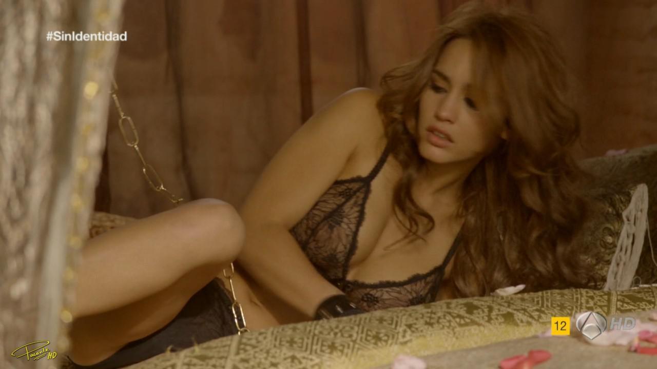 Megan Montaner topless 1