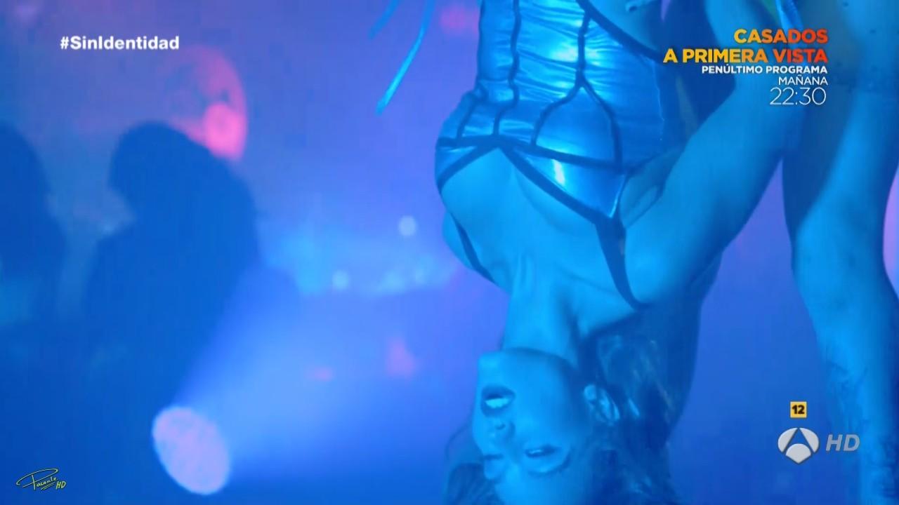 Megan Montaner bareback 1