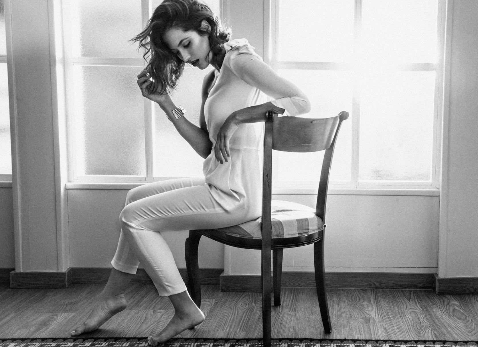 Michelle Calvo tetona