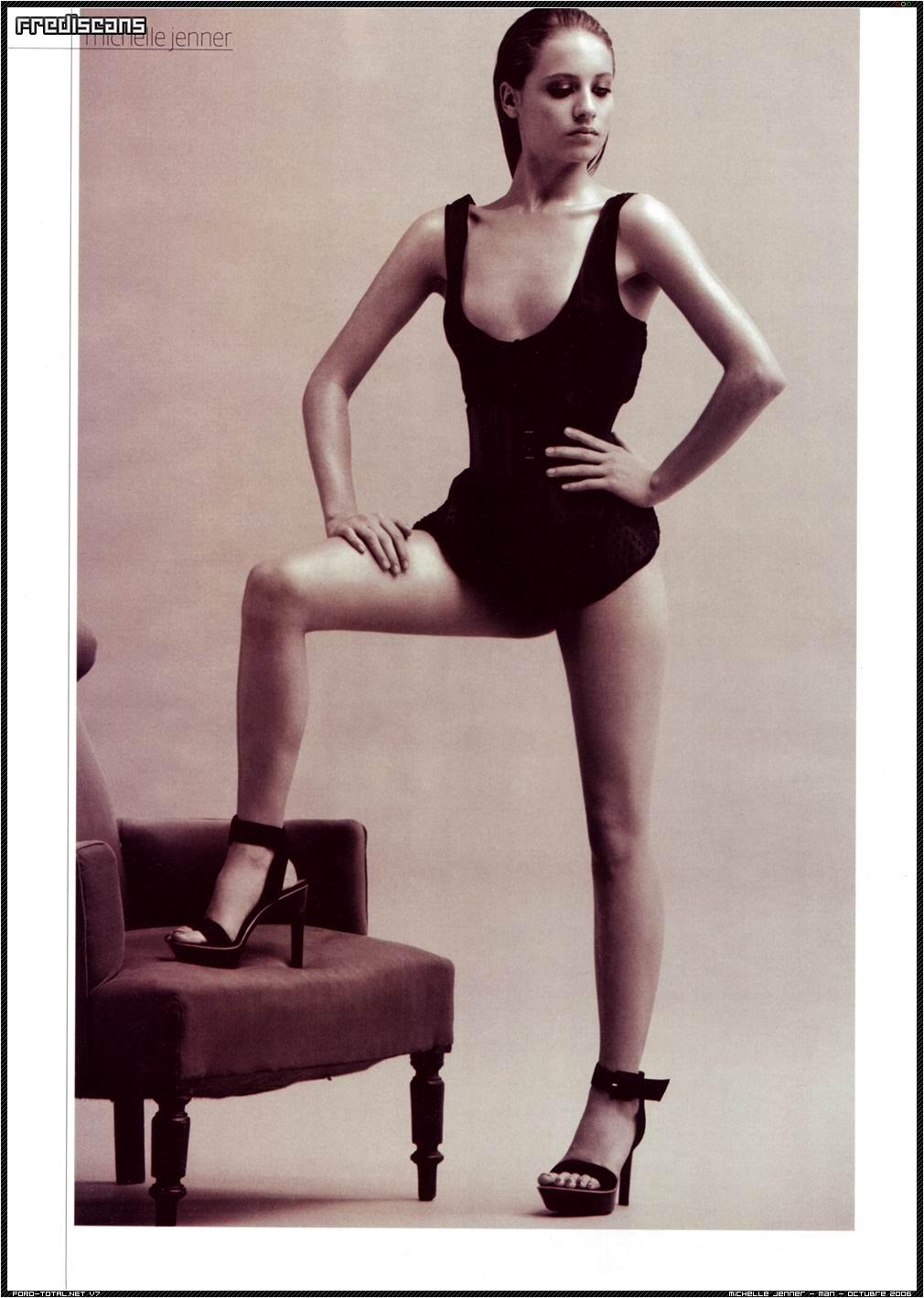 Michelle Jenner famosas desnudas fotos