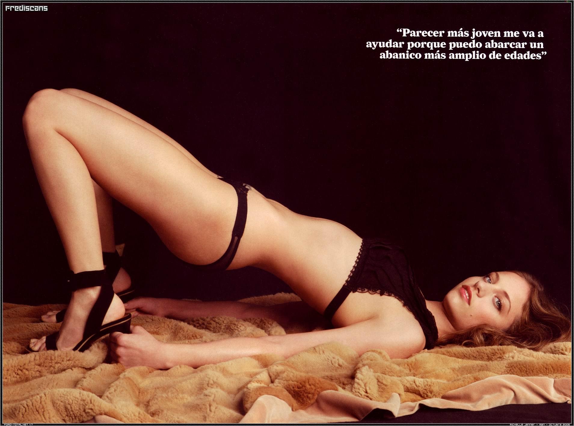 Michelle Jenner fotografia 1
