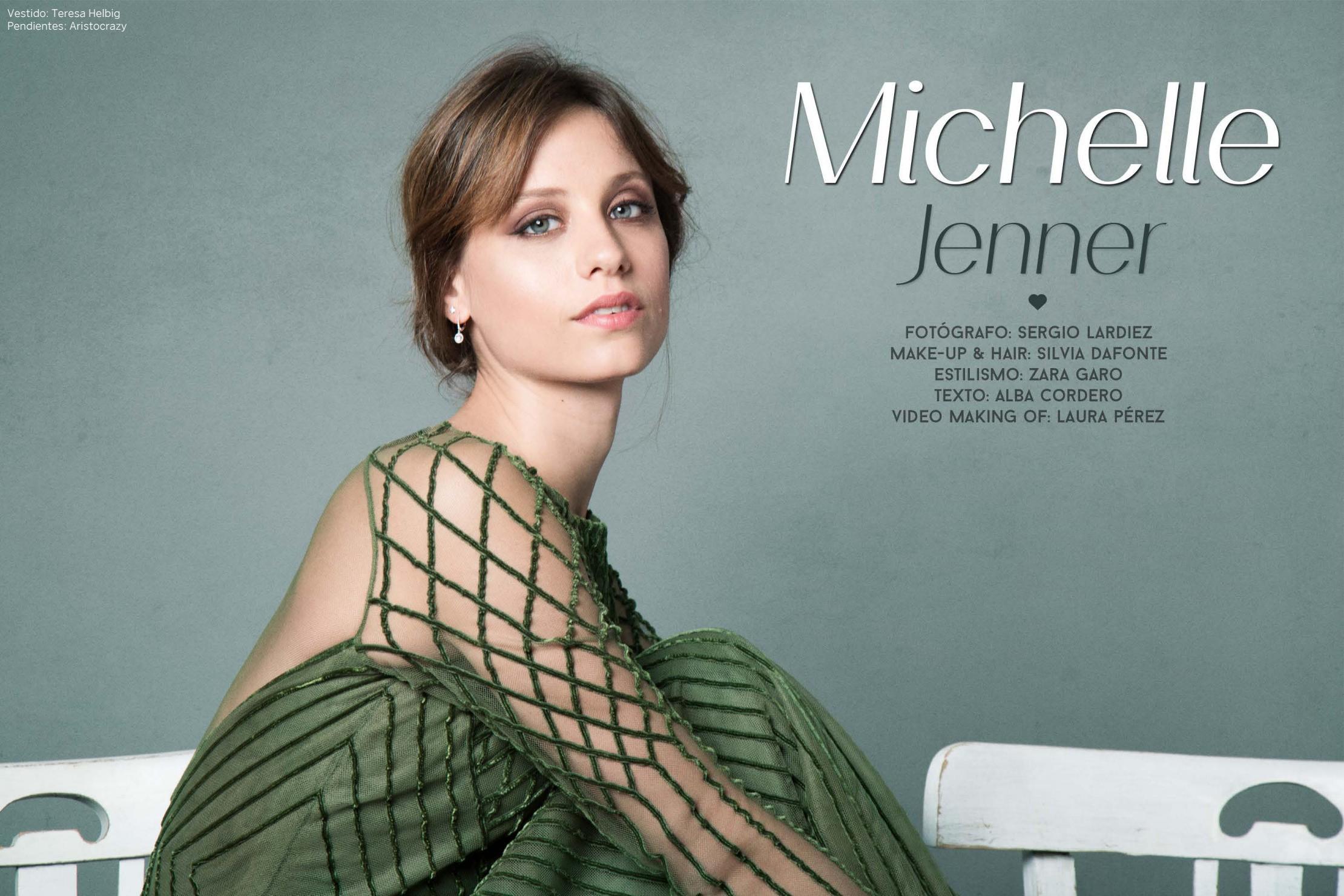 Michelle Jenner robado