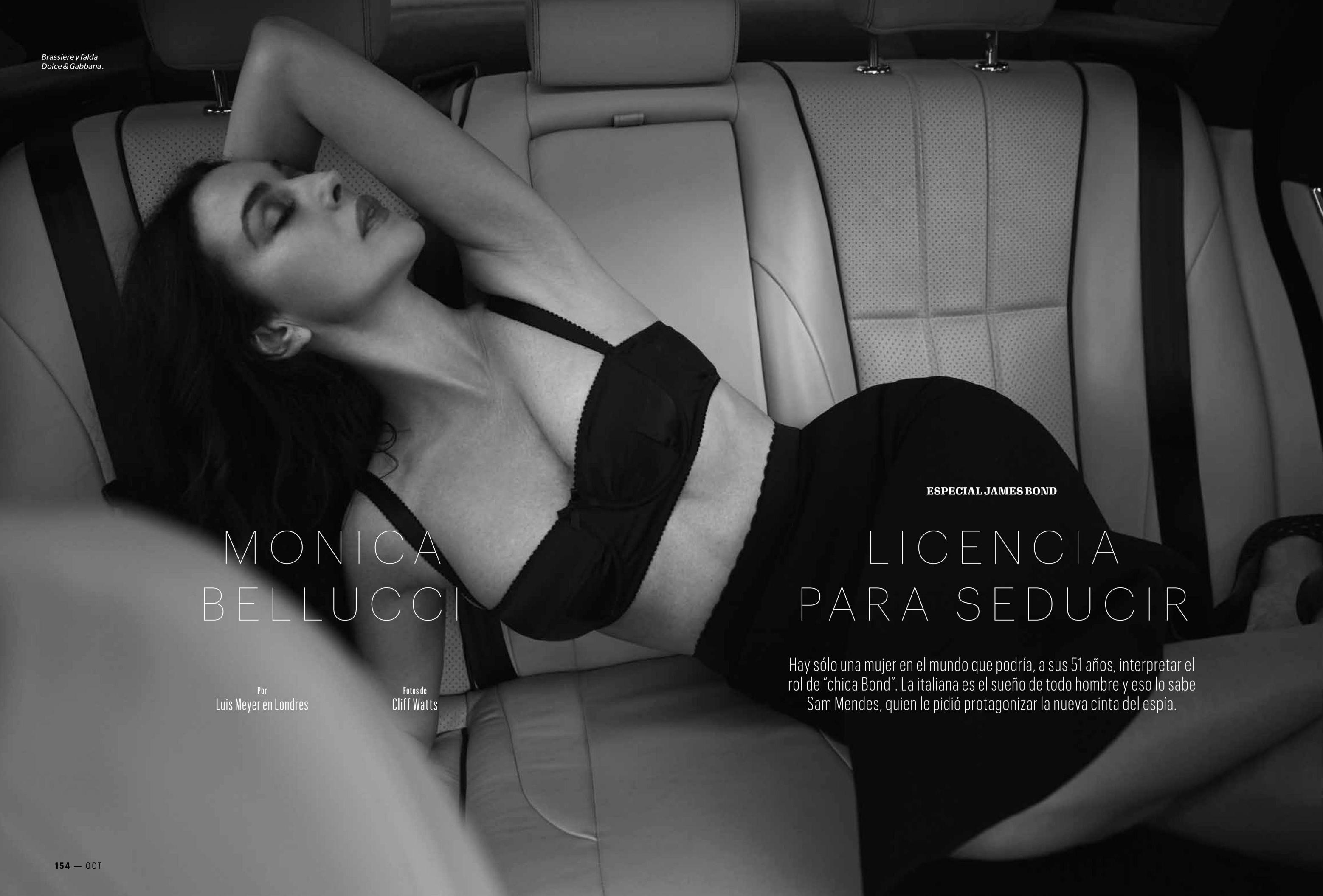 Monica Bellucci adultos