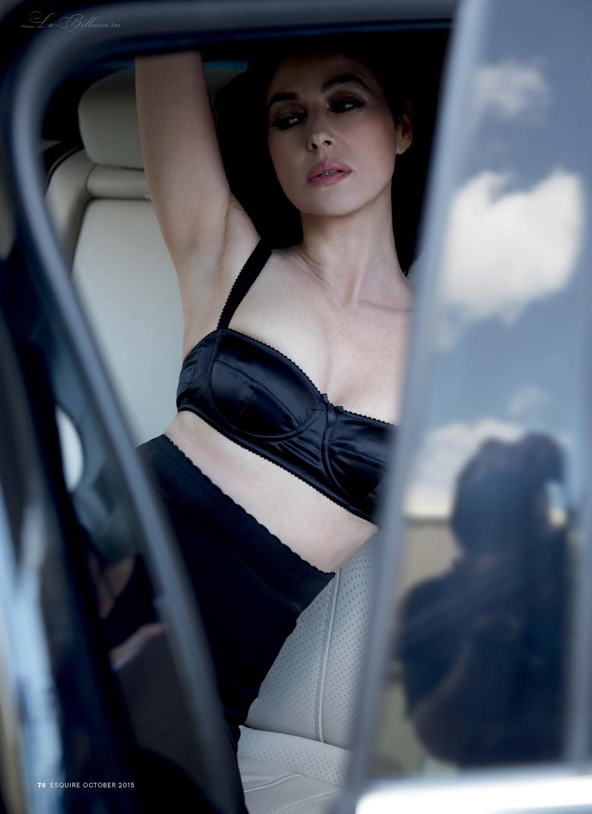 Monica Bellucci desnuda tetas 1