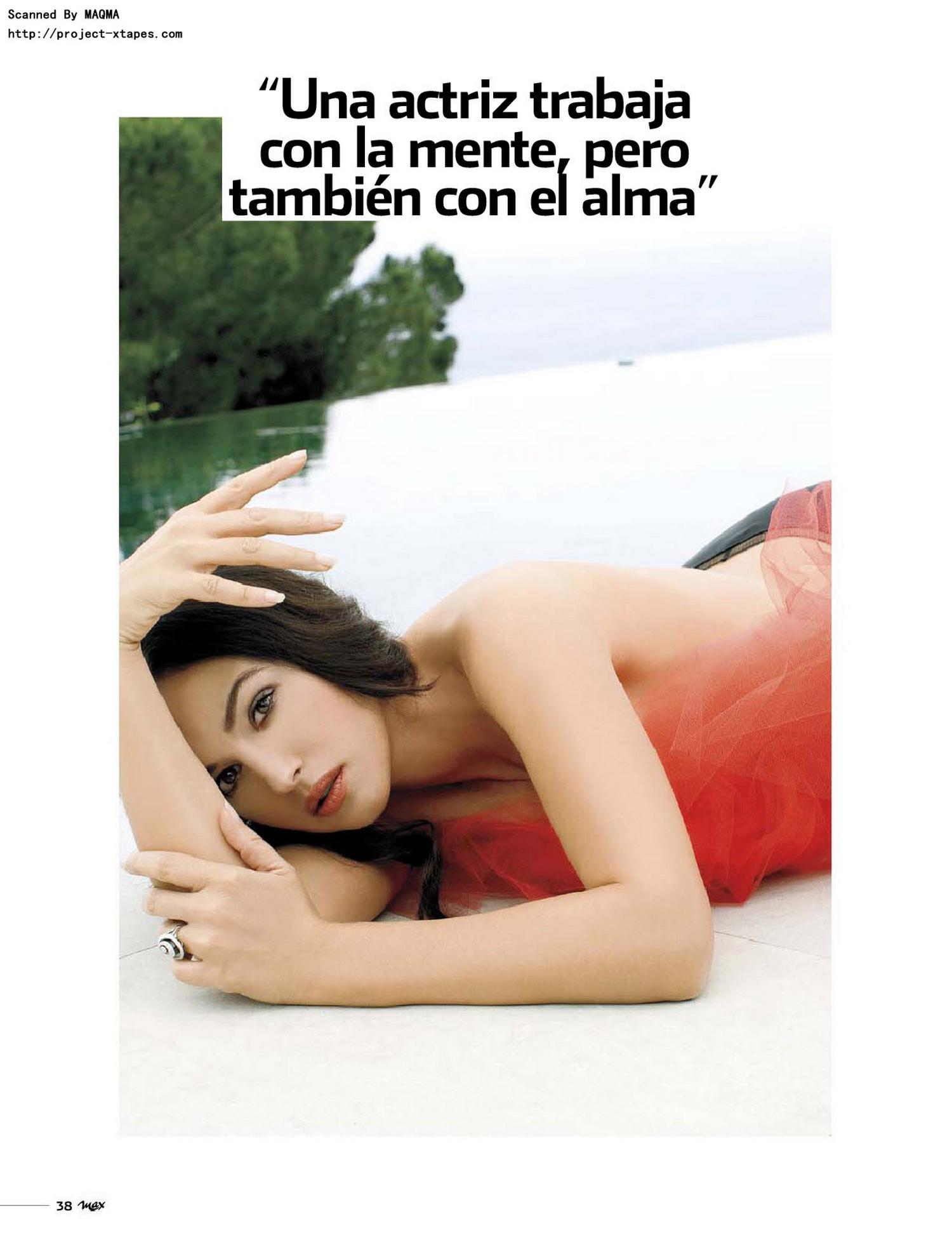 Monica Bellucci desnudas vídeos 1