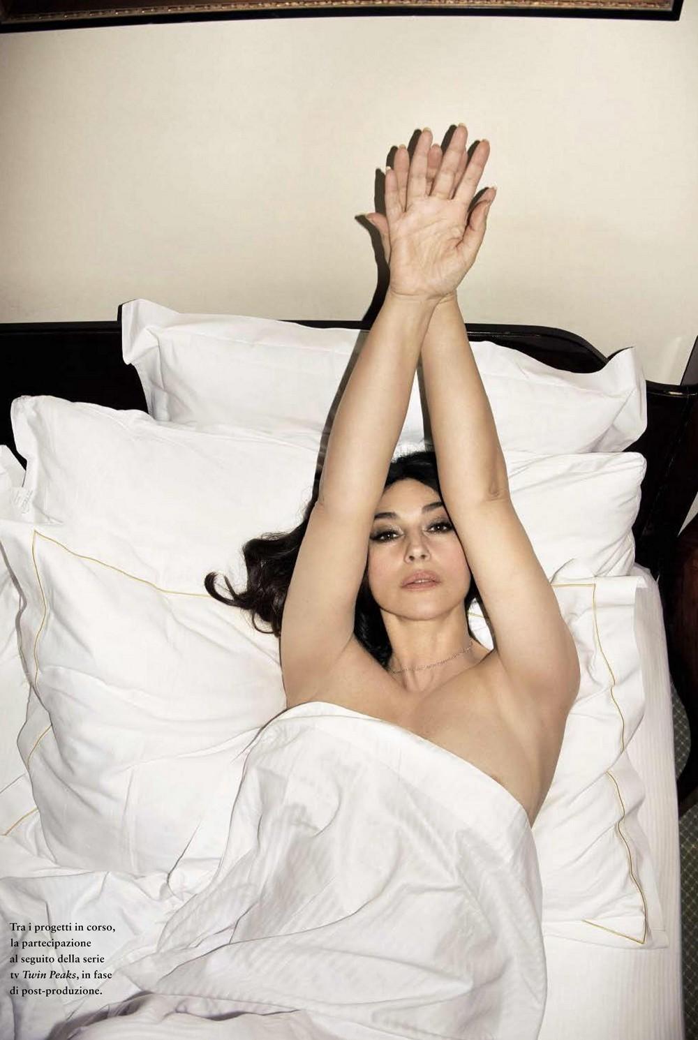 Monica Bellucci desnudas vídeos