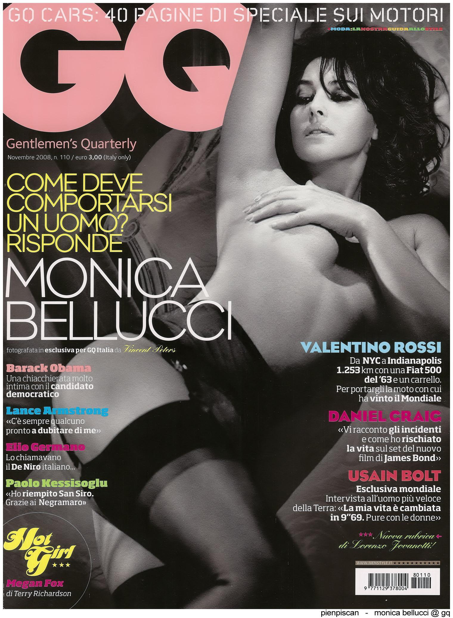 Monica Bellucci dura