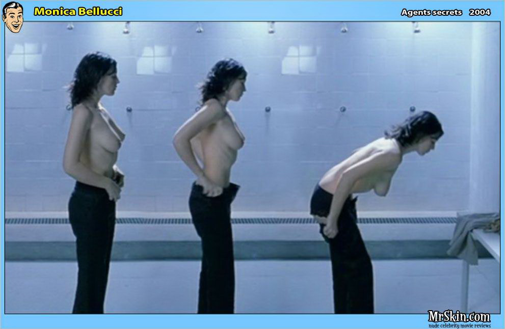 Monica Bellucci fotos desnuda 1