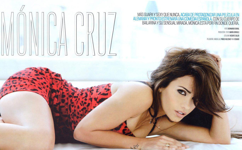 Monica Cruz desnuda película