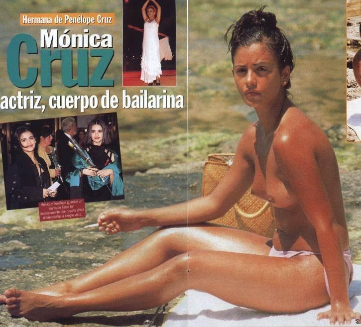 Monica Cruz porno