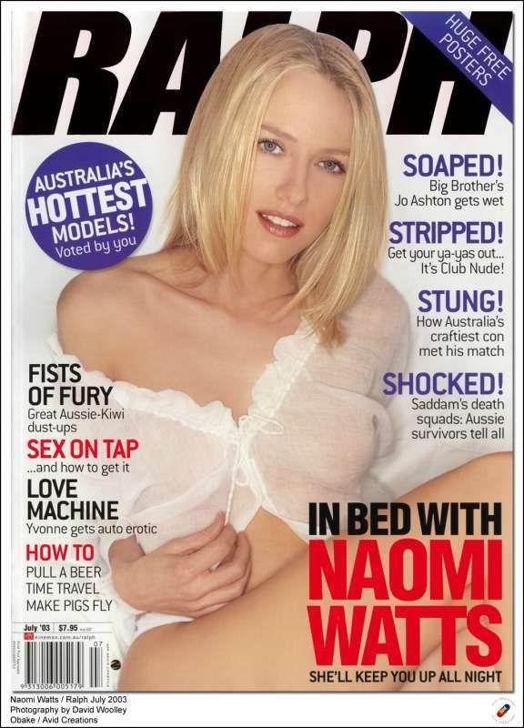 Naomi Watts robadas