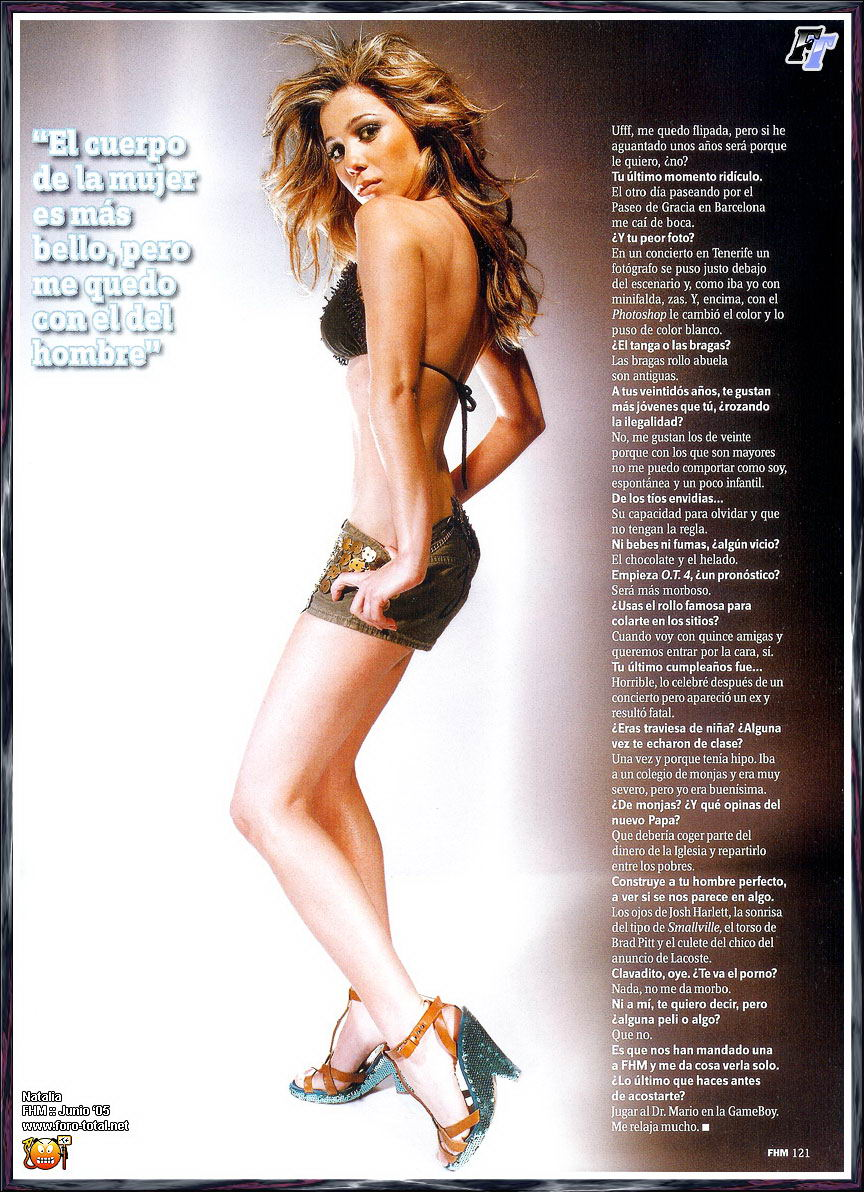 Natalia Rodriguez vídeos porno famosas