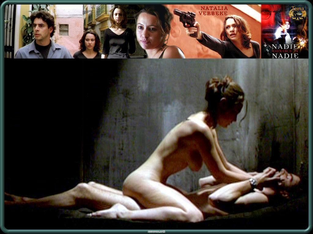 Natalia Verbeke desnuda follando
