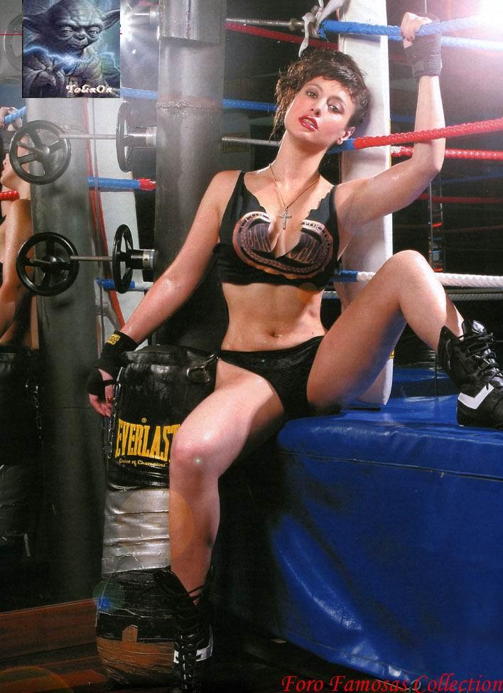 Natalia Verbeke tetona