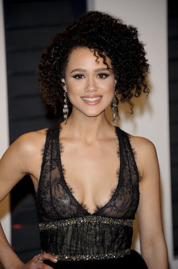Nathalie Emmanuel concha