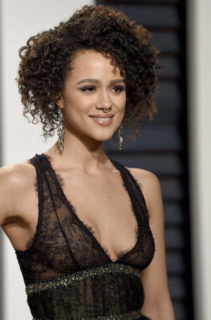 Nathalie Emmanuel tetona