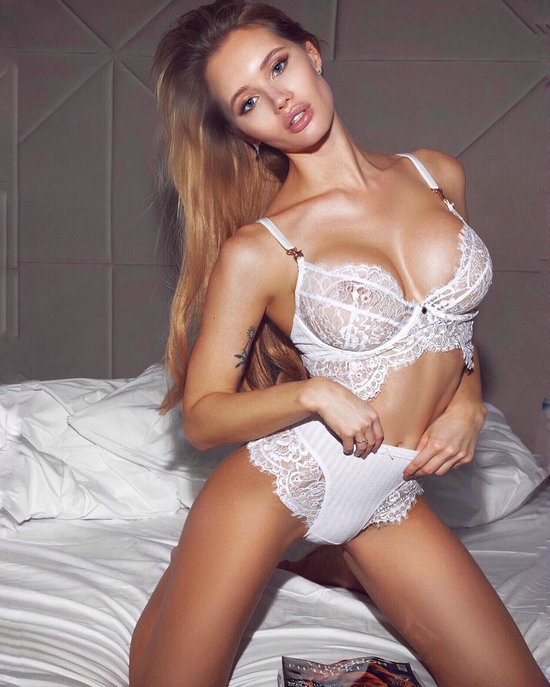 XXX Olya Abramovich nude photos 2019