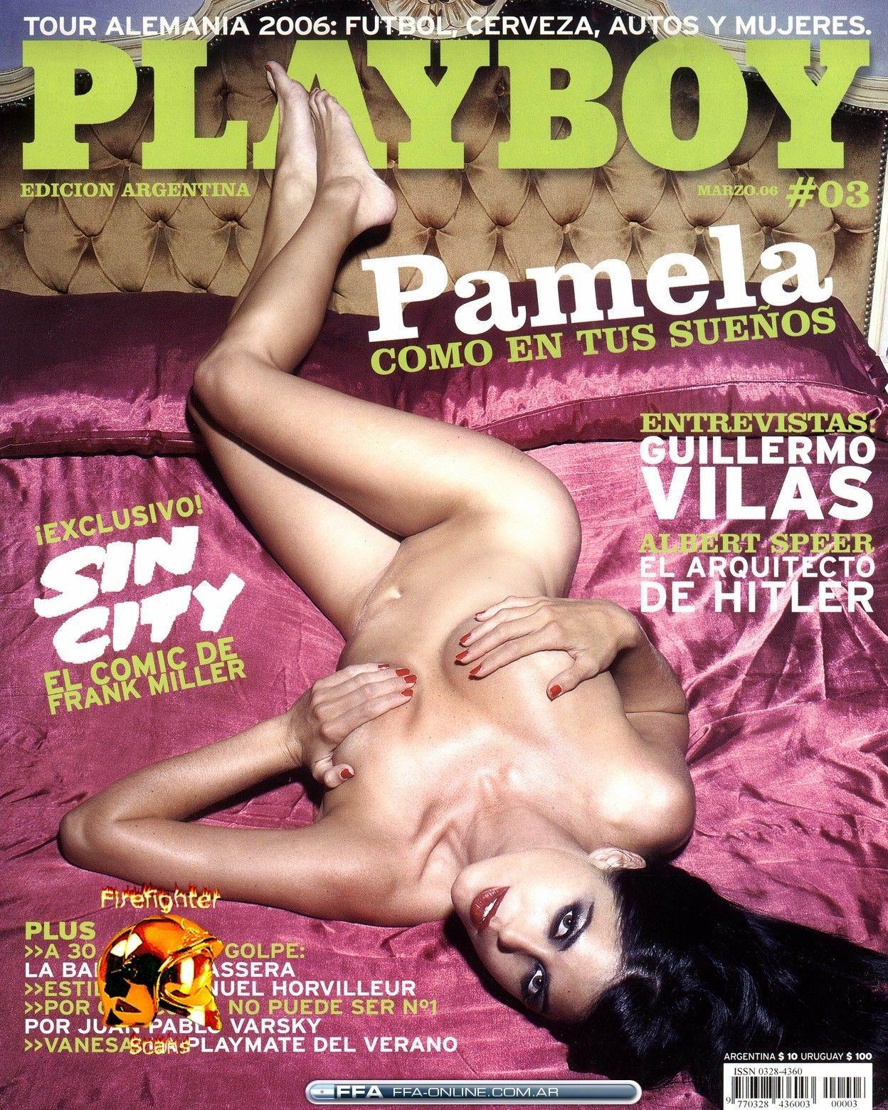 Pamela David guapas