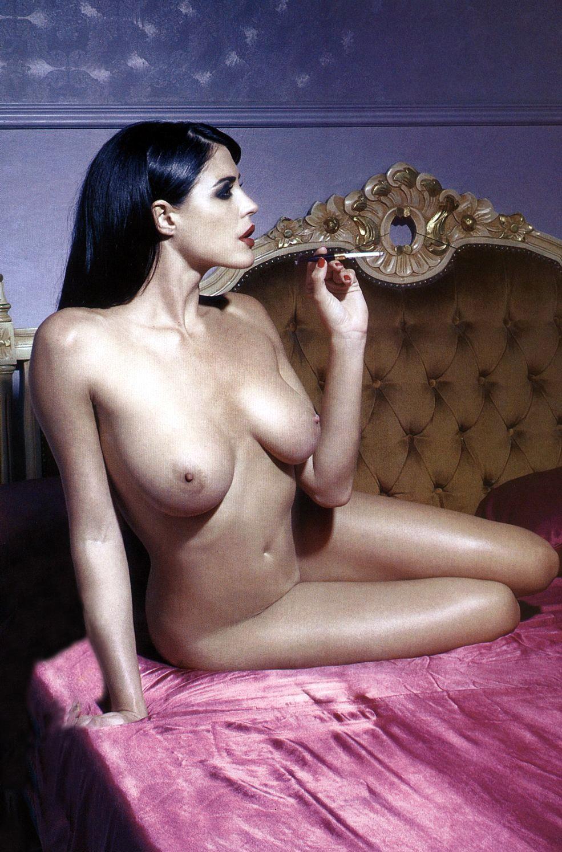 Pamela David teniendo sexo