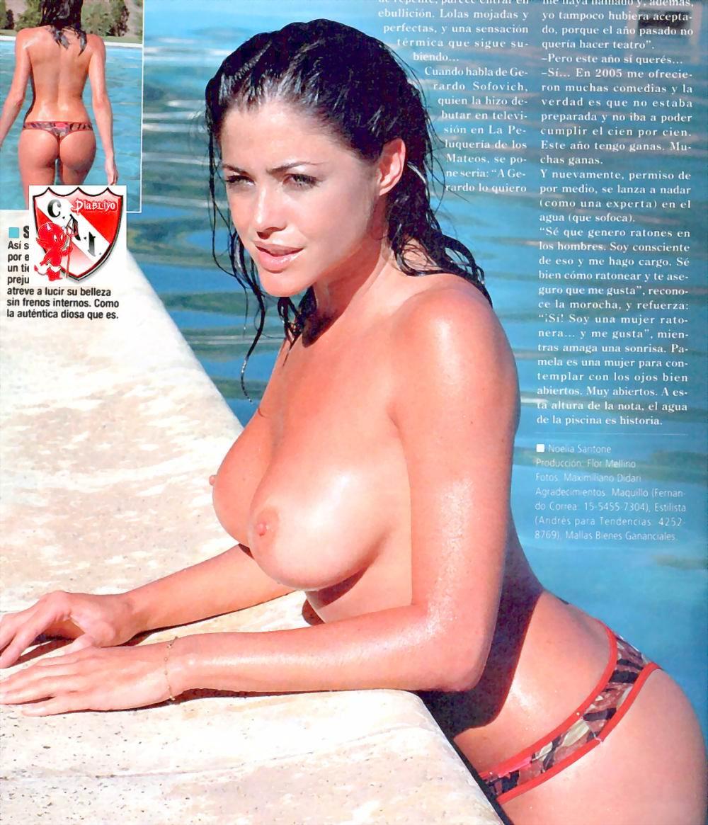 Pamela David vídeos porno famosas