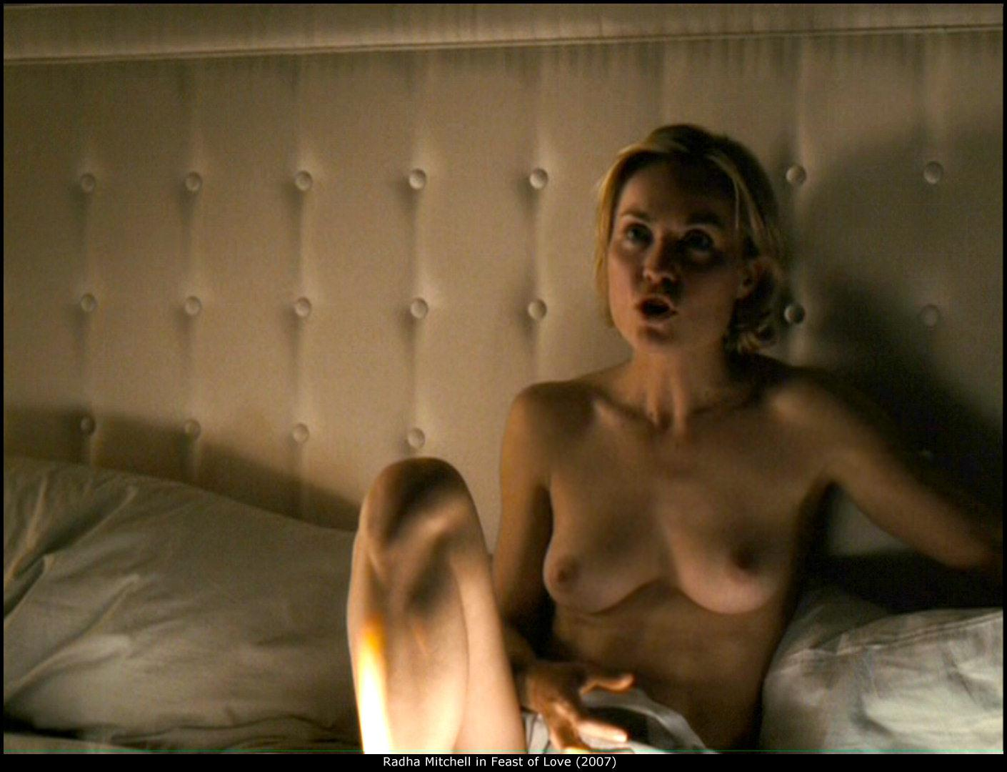 Radha Mitchell real