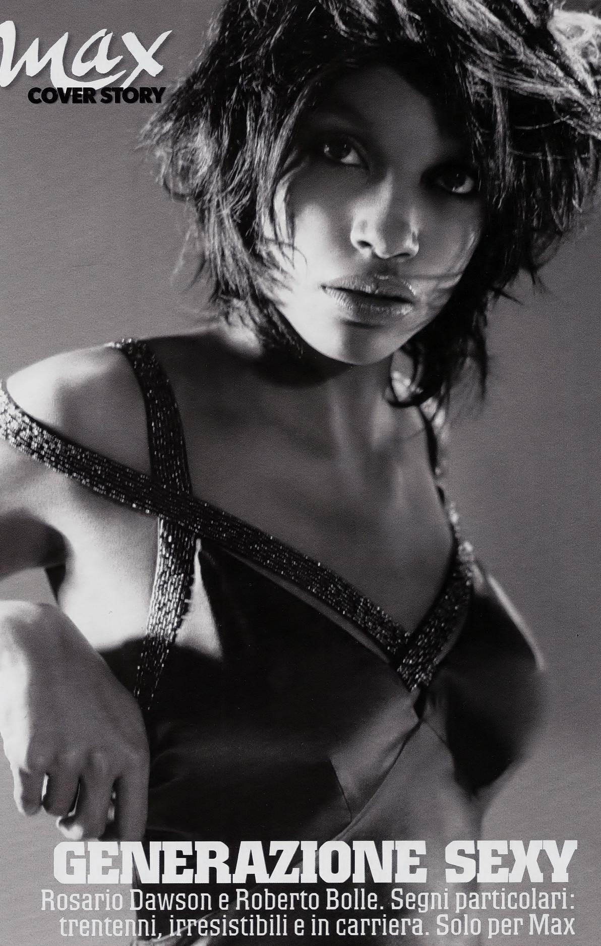 Rosario Dawson famosas xxx