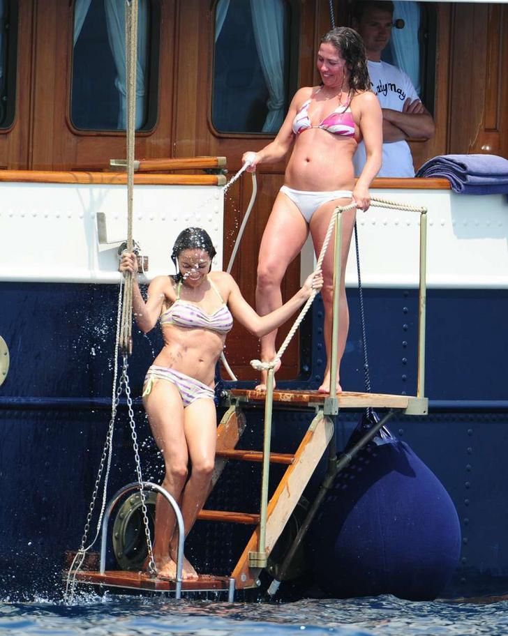 Rosario Dawson fotos famosas desnudas