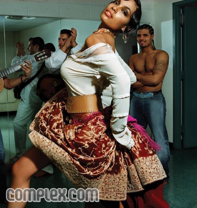 Rosario Dawson porno famosas desnudas 1