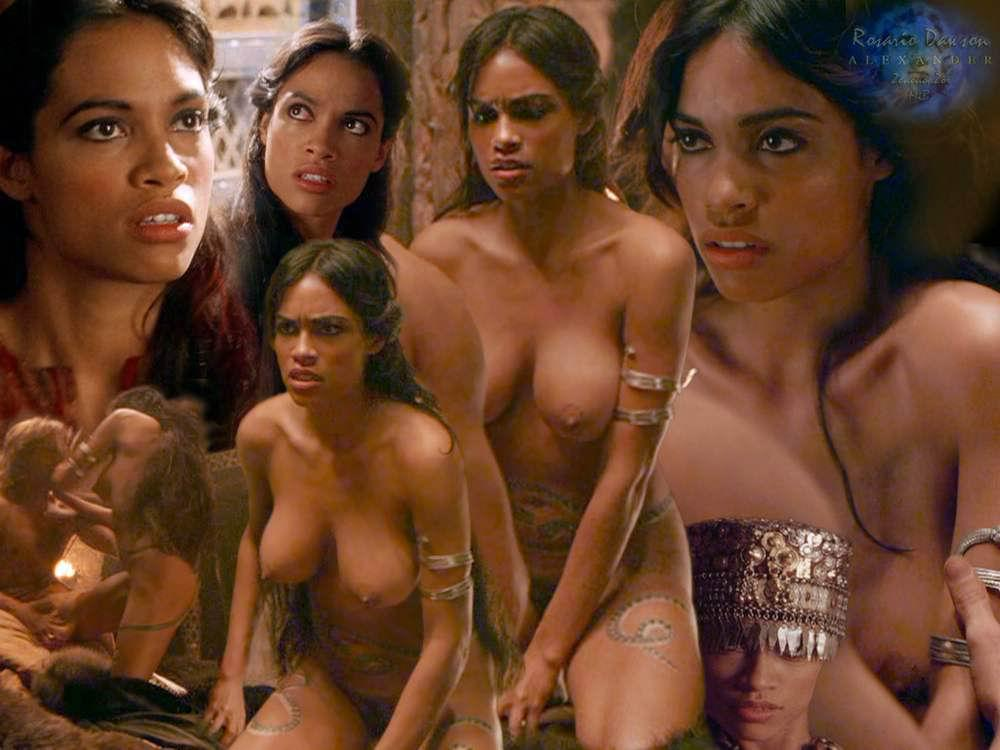 Rosario Dawson sexo