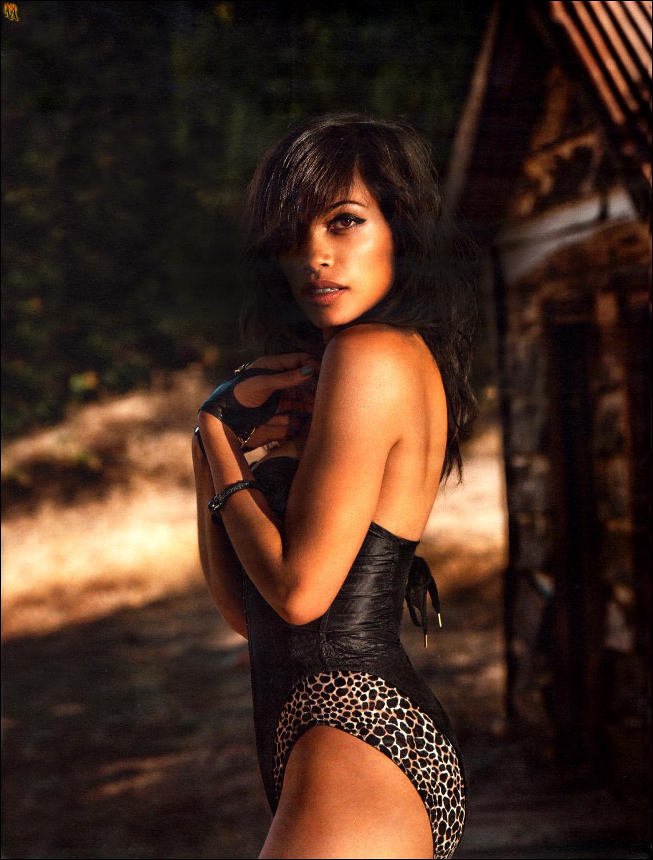 Rosario Dawson sin ropa interior 1