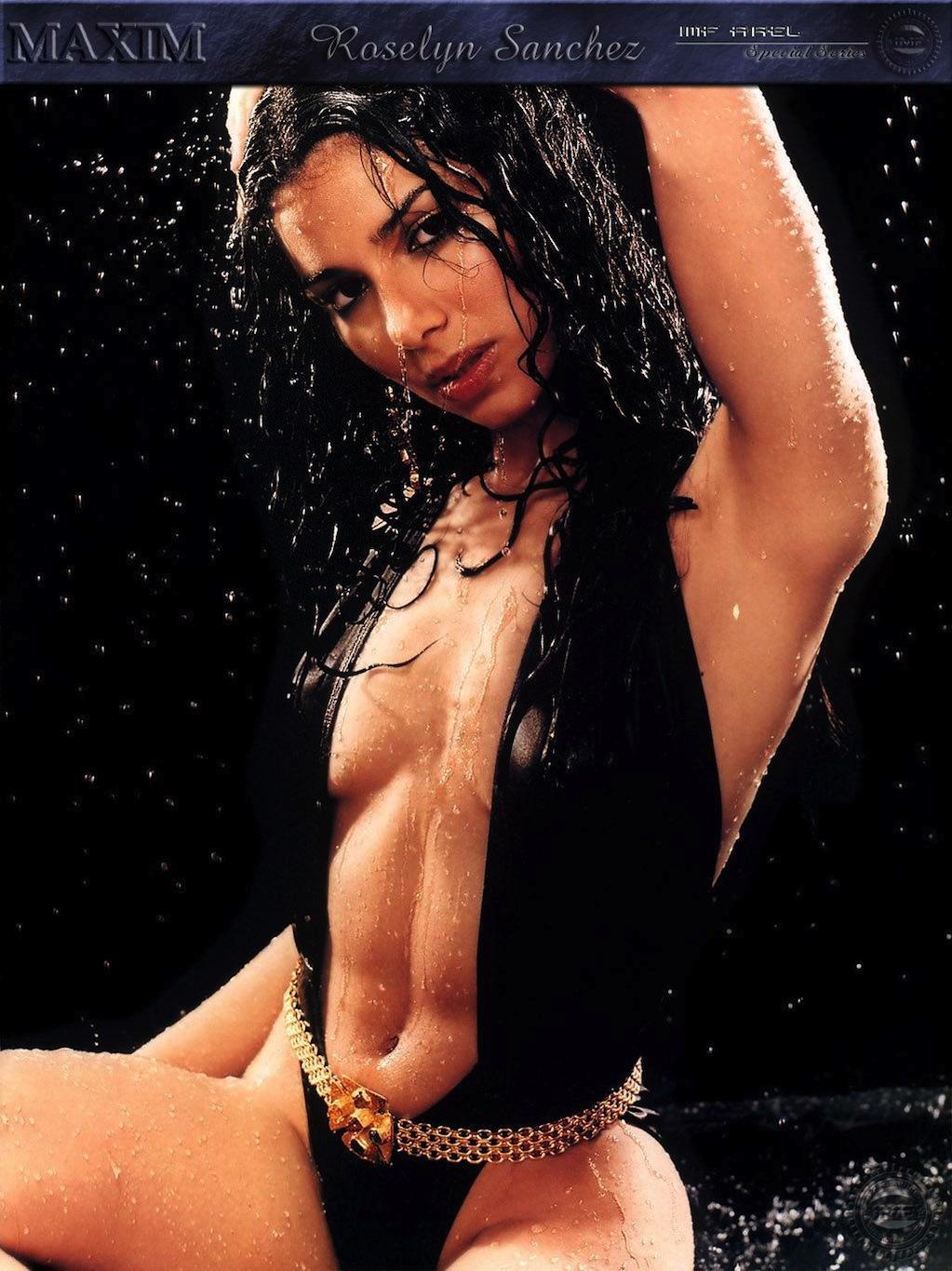 Roselyn sanchez xxx sexy