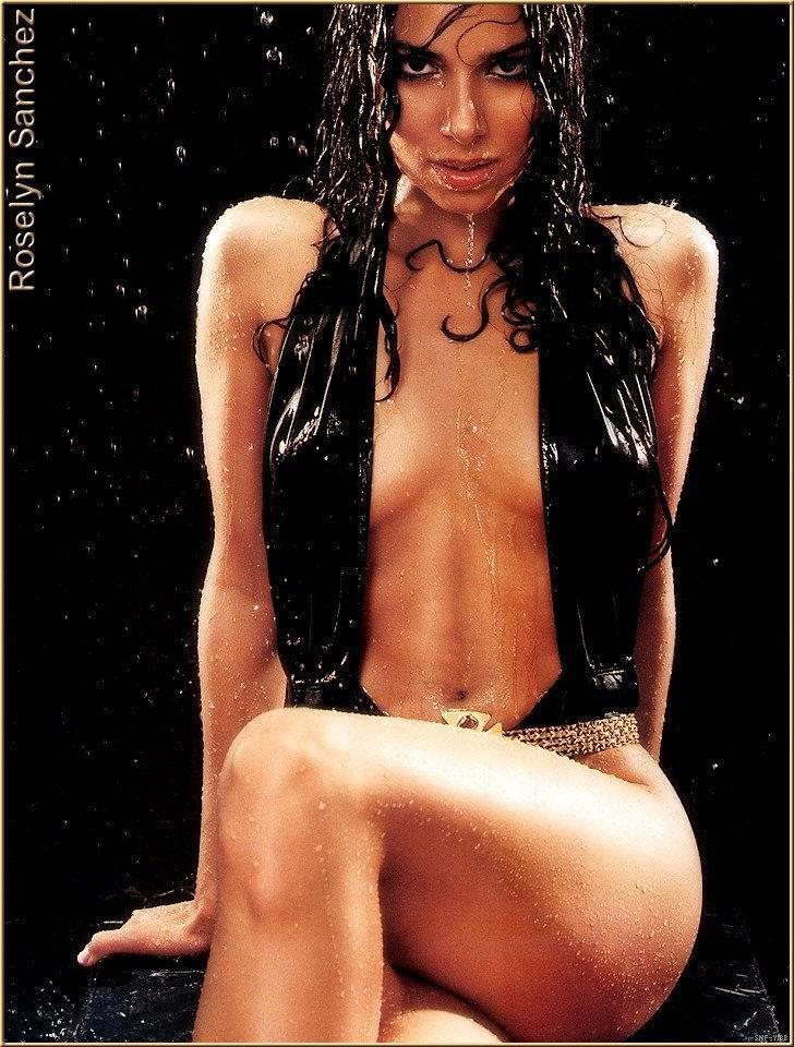 Roselyn sanchez xxx sexy apologise