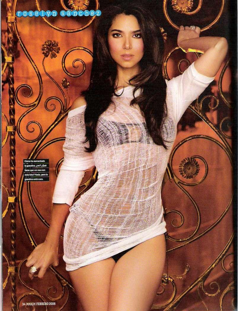 Roselyn Sanchez porno