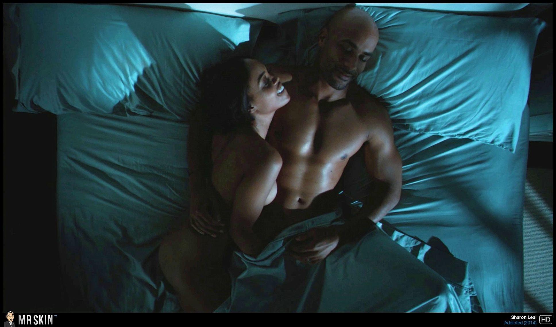 Sharon Leal vídeos desnuda