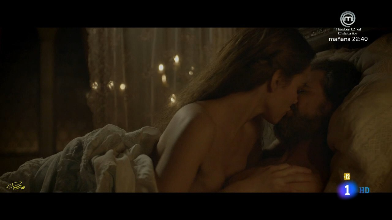 Silvia Alonso desnuda gratis