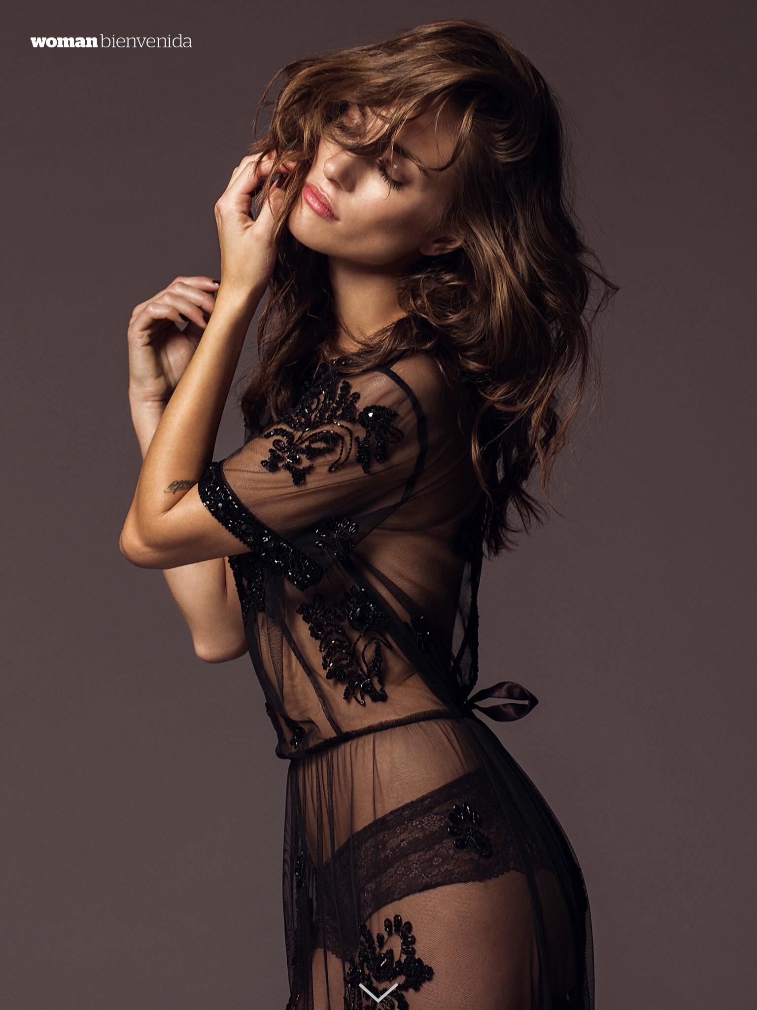 Silvia Alonso sexy