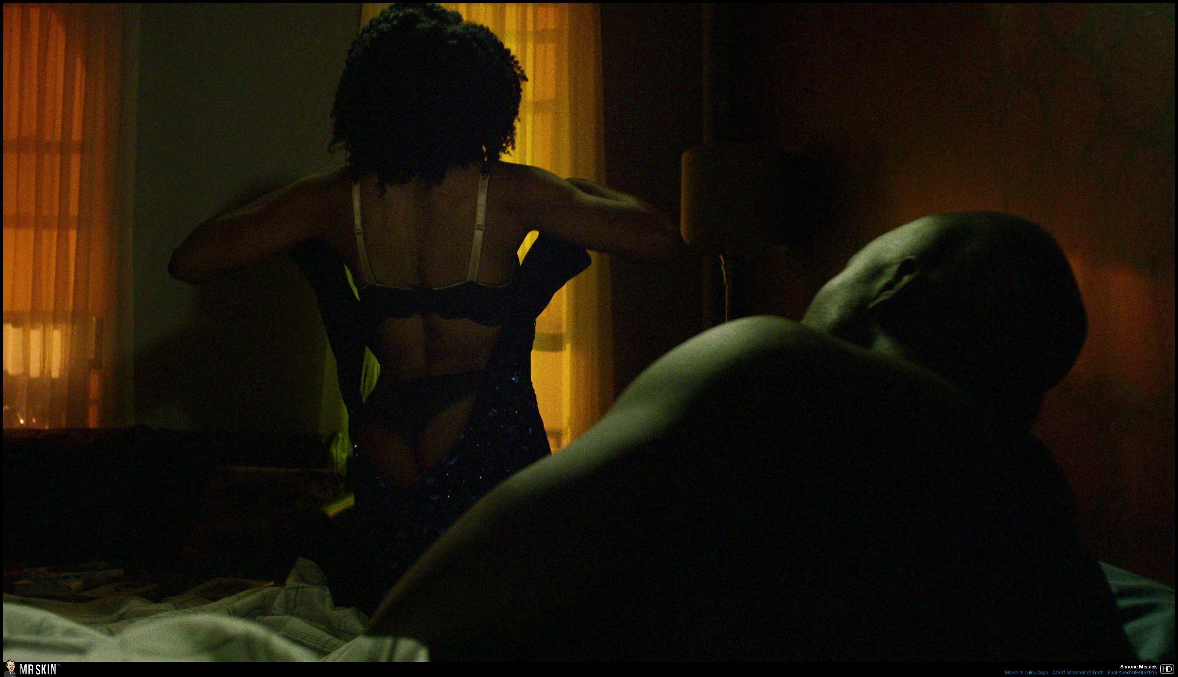 Simone Missick fotos filtradas desnuda
