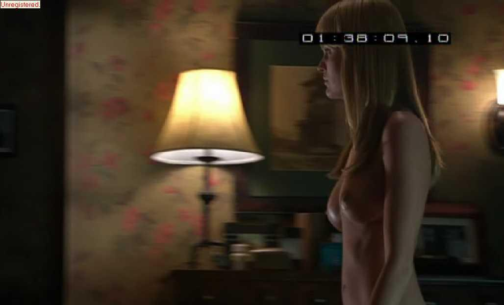 Sunny Mabrey topless