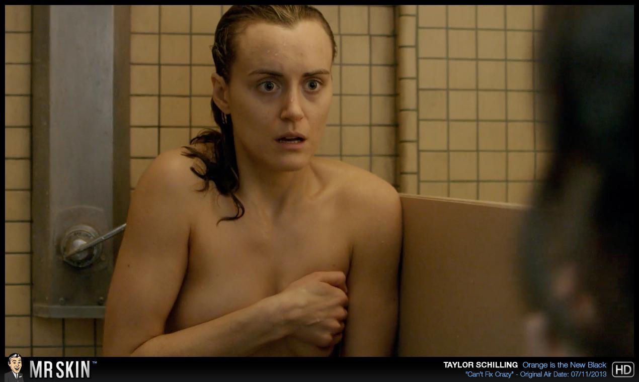 Taylor Schilling desnudos