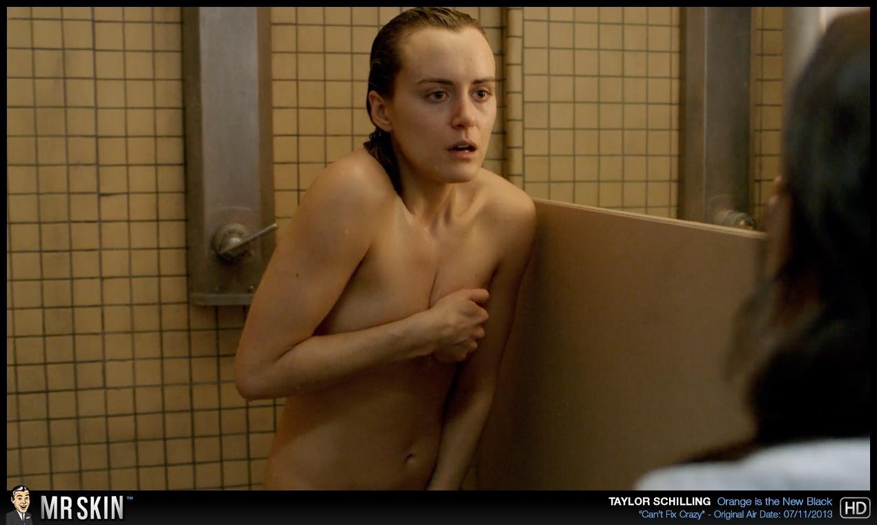 Taylor Schilling lesbianas